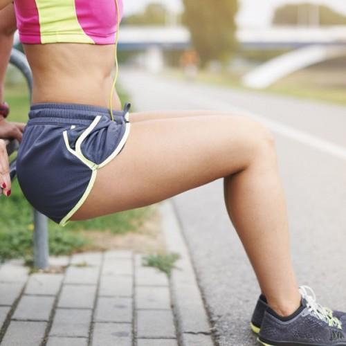 部分痩せは可能?太もも痩せの筋トレメニュー5選とストレッチ!
