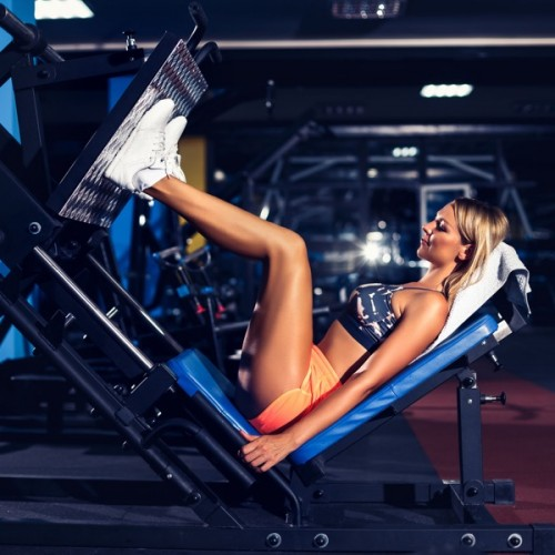 女性も筋トレで体を引き締める!効果的なマシントレーニングのやり方